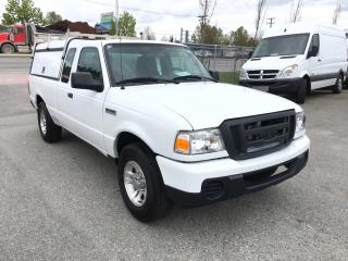 Used 2011 Ford Ranger 2WD SuperCab 126  XL for sale in Surrey, BC