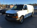 Used 2006 Chevrolet Express Cargo Van 2500 135