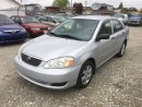 Used 2005 Toyota Corolla 4dr Sdn Sport Auto for sale in Coquitlam, BC