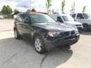 Used 2005 BMW X3 X3 4dr AWD 2.5i for sale in Coquitlam, BC