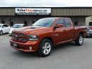 Used 2013 Dodge Ram 1500 QUAD CAB 4X4 SPORT  **LEATHER & NAVIGATION** for sale in Gloucester, ON