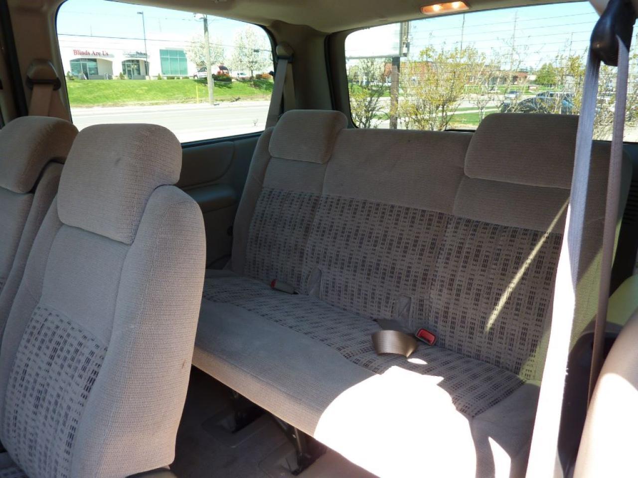 2005 Chevrolet Venture Base