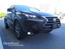 Used 2015 Lexus NX 200t Luxury Package - Certified for sale in Richmond, BC