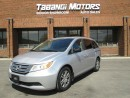Used 2011 Honda Odyssey EX-L | RES | POWER DOORS & TAILGATE | for sale in Mississauga, ON