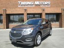 Used 2016 Chevrolet Equinox REAR VIEW CAMERA | BLUETOOTH | for sale in Mississauga, ON
