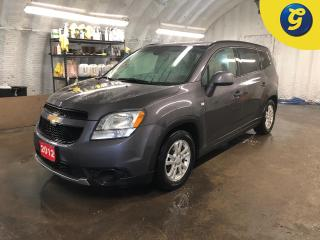 Used 2012 Chevrolet Orlando LT * 7 Passenger * Phone connect * Voice recognition * On star * Hands free steering wheel * Keyless entry * Climate control * Cruise control * Tracti for sale in Cambridge, ON