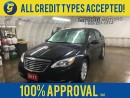 Used 2011 Chrysler 200 TOURING*V6*POWER SUNROOF*REMOTE START*U CONNECT PHONE*HEATED FRONT SEATS* for sale in Cambridge, ON