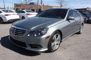 Used 2010 Mercedes-Benz E-Class E 350 for sale in North York, ON