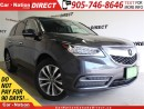 Used 2015 Acura MDX Technology Package| AWD| DVD| NAVI| SUNROOF| for sale in Burlington, ON
