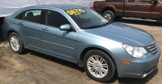 Used 2009 Chrysler Sebring LX for sale in Barrie, ON