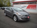 Used 2013 Hyundai Elantra Limited 4dr Sedan for sale in Brantford, ON