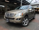 Used 2009 Mercedes-Benz ML-Class Base for sale in Vancouver, BC
