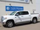 Used 2014 Toyota Tundra Platinum 5.7L V8 4dr 4x4 Crew Max for sale in Edmonton, AB