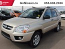Used 2009 Kia Sportage LX-V6 4dr Front-wheel Drive for sale in Edmonton, AB