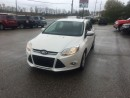 Used 2012 Ford Focus SEL for sale in Paris, ON