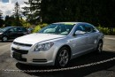 Used 2010 Chevrolet Malibu Hybrid, Olympic Edition, Low Km's, Alloys, No Acci for sale in Surrey, BC