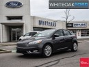 Used 2016 Ford Focus Titanium, 2.0l, automatic transmission for sale in Mississauga, ON