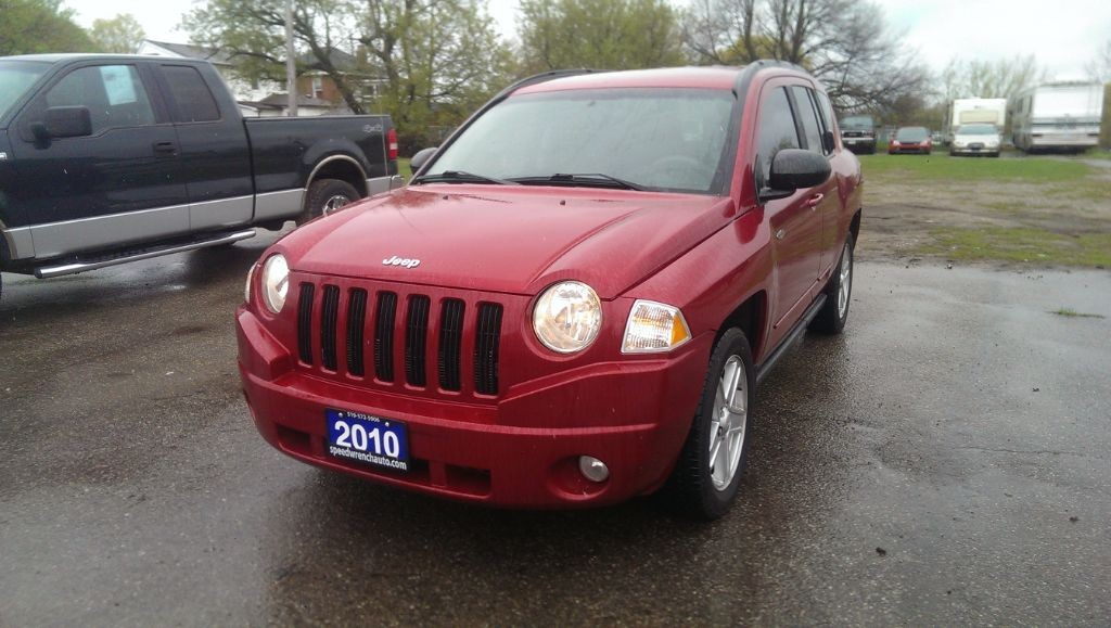 Used 2010 Jeep Compass North Edition For Sale In Cambridge Ontario Carpages Ca