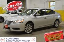 Used 2014 Nissan Sentra 1.8 S AUTOMATIC A/C  CRUISE BLUETOOTH for sale in Ottawa, ON