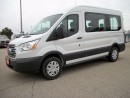 Used 2016 Ford Transit 150 XLT 8 Passenger | Mid Roof for sale in Stratford, ON
