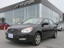 Used 2011 Hyundai Accent GLS for sale in Corner Brook, NL