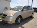 Used 2005 Toyota Sienna LE, Mint for sale in Scarborough, ON