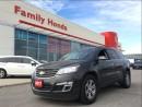 Used 2017 Chevrolet Traverse LT 1LT for sale in Brampton, ON