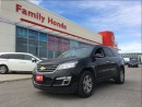 Used 2017 Chevrolet Traverse LT 1LT for sale in Brampton, ON