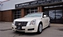 Used 2011 Cadillac CTS LONG WKND SPECIAL! NO ACCIDENT PANO ROOF LEATHER for sale in Mississauga, ON