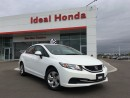 Used 2013 Honda Civic LX for sale in Mississauga, ON
