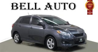 Used 2012 Toyota Matrix SUNROOF AUX CRUISE CONTROL ALLOYS for sale in North York, ON