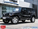 Used 2012 Jeep Wrangler Unlimited Sahara for sale in Burlington, ON