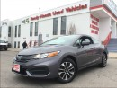 Used 2015 Honda Civic COUPE EX   Sunroof   Lanewatch   Alloys for sale in Mississauga, ON