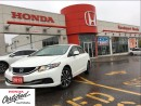 Used 2013 Honda Civic EX, low mileage, SOLD for sale in Scarborough, ON