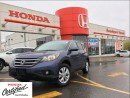 Used 2013 Honda CR-V EX-L, one owner, excellent shape for sale in Scarborough, ON