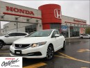 Used 2014 Honda Civic Sedan EX, low mileage,SOLD for sale in Scarborough, ON