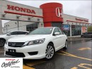 Used 2013 Honda Accord Sedan LX, rare manual, low mileage for sale in Scarborough, ON