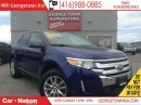 Used 2013 Ford Edge SEL NAVI| LEATHER| ROOF| BACK UP CAM| PWR TAILGATE for sale in Georgetown, ON