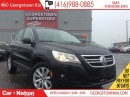 Used 2010 Volkswagen Tiguan AS IS SPECIAL | AWD| LEATHER| HTD SEATS| PANO ROOF for sale in Georgetown, ON