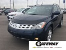 Used 2005 Nissan Murano SL,4WD,SUNROOF,LEATHER for sale in Brampton, ON