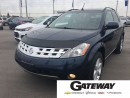 Used 2005 Nissan Murano SL for sale in Brampton, ON