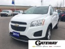 Used 2014 Chevrolet Trax - for sale in Brampton, ON