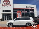 Used 2012 Toyota Highlander LIMITED LOW KM'S for sale in Burlington, ON