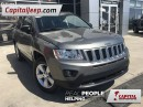 Used 2013 Jeep Compass Sport|Sunroof|Low Kilometers for sale in Edmonton, AB