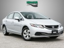 Used 2013 Honda Civic LX (A5) for sale in North York, ON