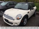 Used 2013 MINI Cooper Hardtop Cooper | PANORAMIC SUNROOF | for sale in Kitchener, ON