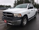 Used 2016 Dodge Ram 1500 SXT - Great Price - Low Kms for sale in Norwood, ON
