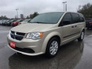 Used 2014 Dodge Grand Caravan SE - Dual Climate Control for sale in Norwood, ON