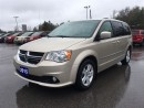 Used 2015 Dodge Grand Caravan Crew - Nav - Power Doors & Liftgate for sale in Norwood, ON