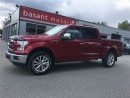 Used 2015 Ford F-150 Lariat, Low KMs, Nav, BSM, Moonroof, Supercrew!! for sale in Surrey, BC